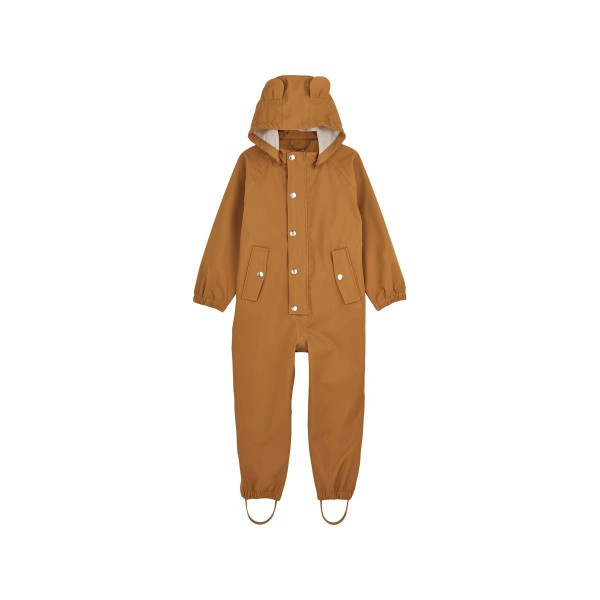 Liewood Jared Rainsuit - MUSTARD