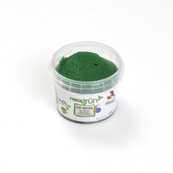 neogrün Easy Knete einzeln - grün