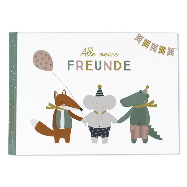ava & yves Freundebuch - Alle meine Freunde