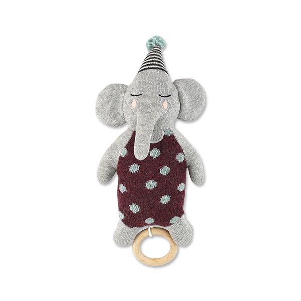ava & yves Spieluhr - Elefant mit Hut