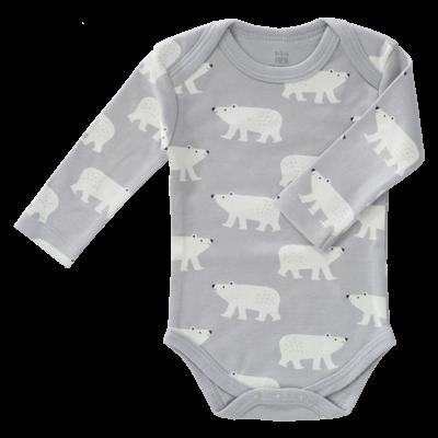Body Langarm - Polar Bear