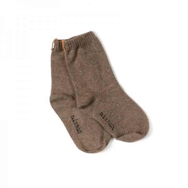 Socken - Brown