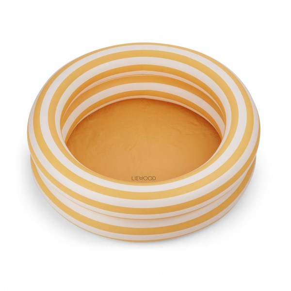 Liewood Leonore Pool / Planschbecken 80cm - Yellow stripes