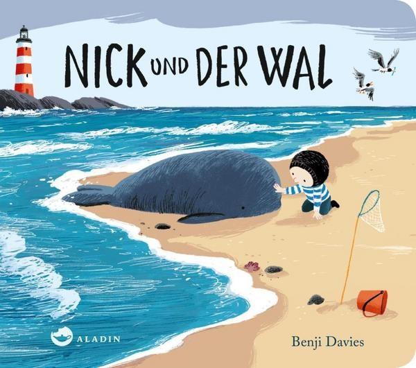 Nick und der Wal, Pappbilderbuch