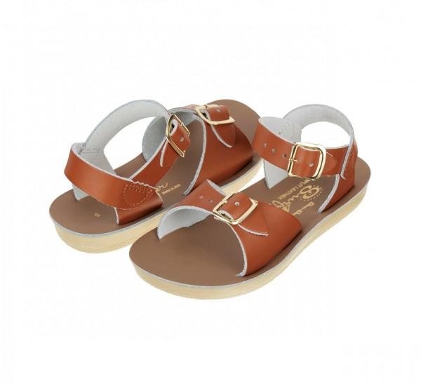 Salt Water Sandals Surfer CHILD - Tan Gr. 25