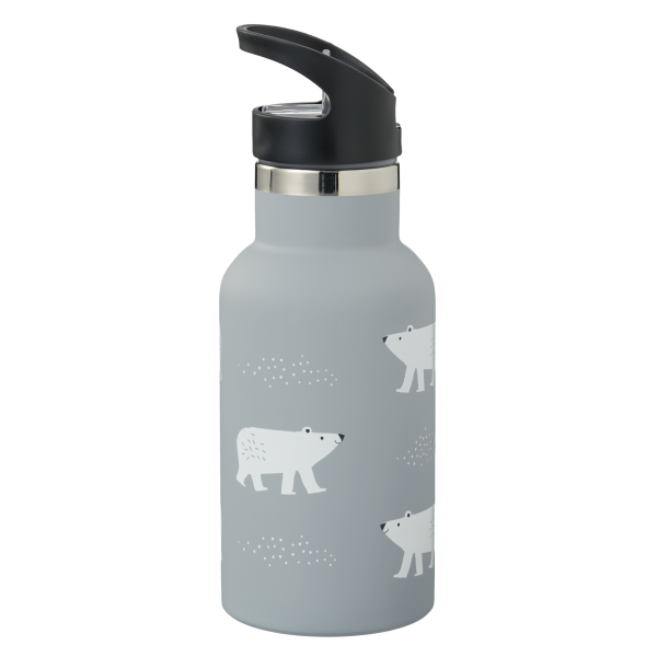 Fresk Trinkflasche/ Thermosflasche 350ml - Polar Bear