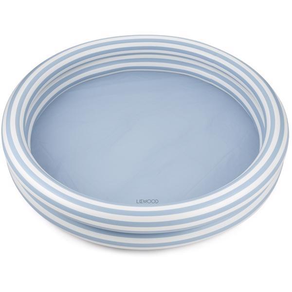 Liewood Savannah Pool / Planschbecken 150cm - Sea blue stripes