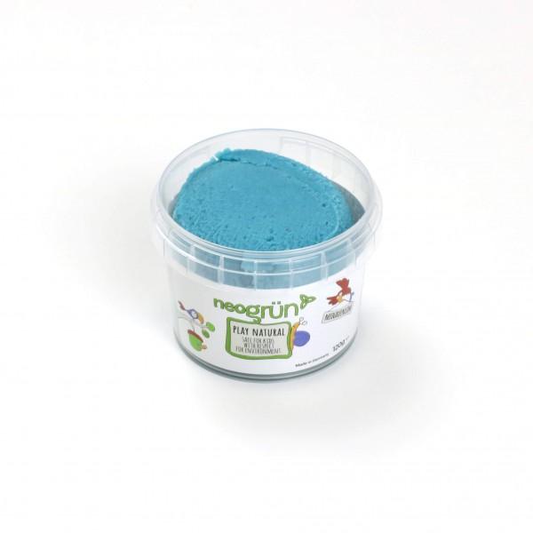 Easy Knete einzeln - blau