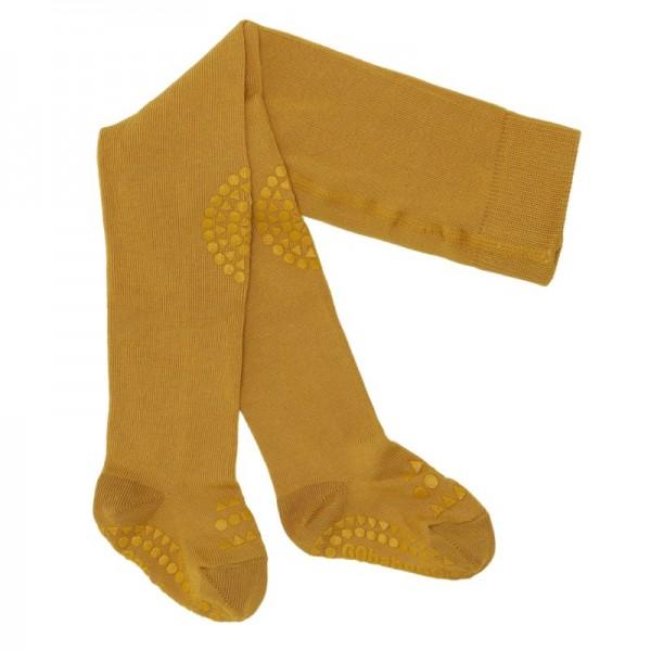 GoBabyGo Strumpfhose - Mustard