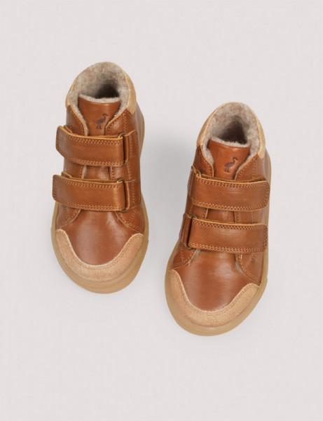Petit Nord Winterschuh Toasty Sneaker TEX - Cognac