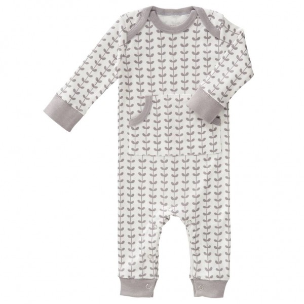 Fresk Overall - Leaves grey