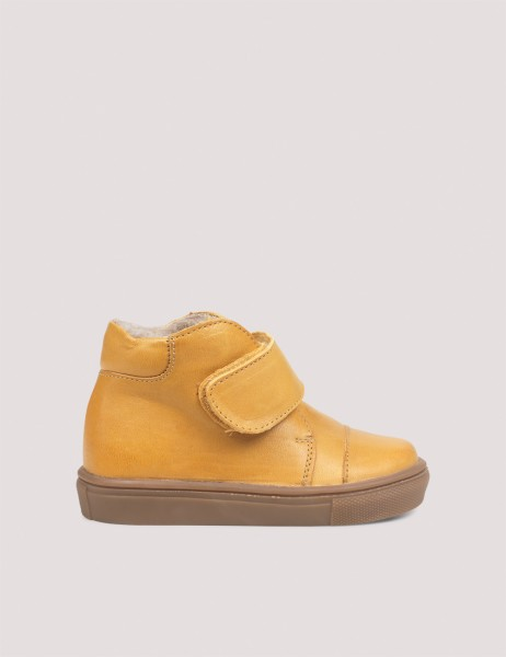 Winterschuh Toasty Kicks - Mustard