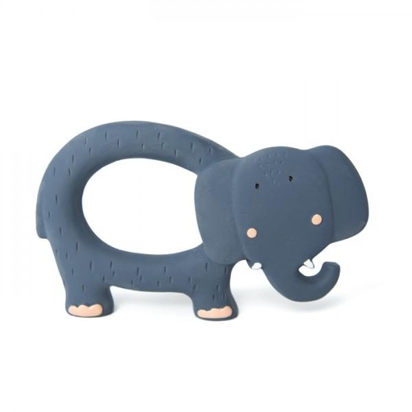 trixie Greifling/ Beißring Naturkautschuk - Mrs. Elephant
