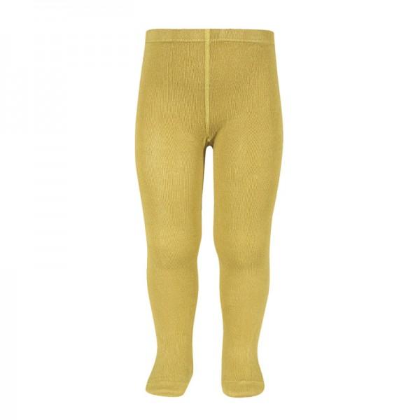 Condor Basic tights - mustard