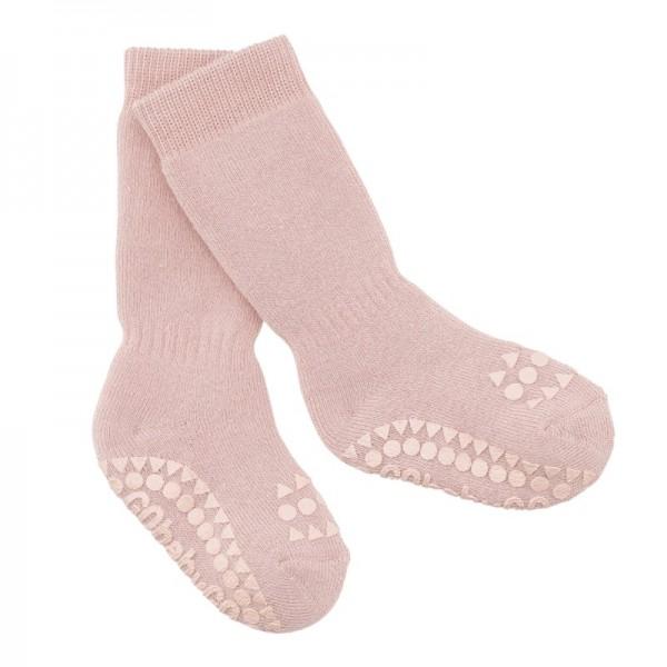 GoBabyGo Antirutsch-Socken - Rosa