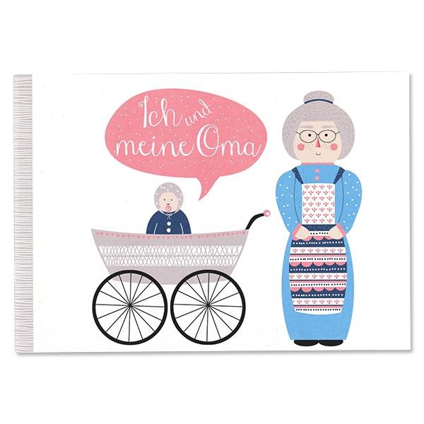 ava & yves Erinnerungsbuch - Ich & meine Oma