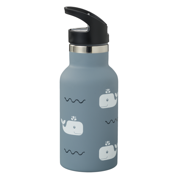 Fresk Trinkflasche/ Thermosflasche 350ml - Whale