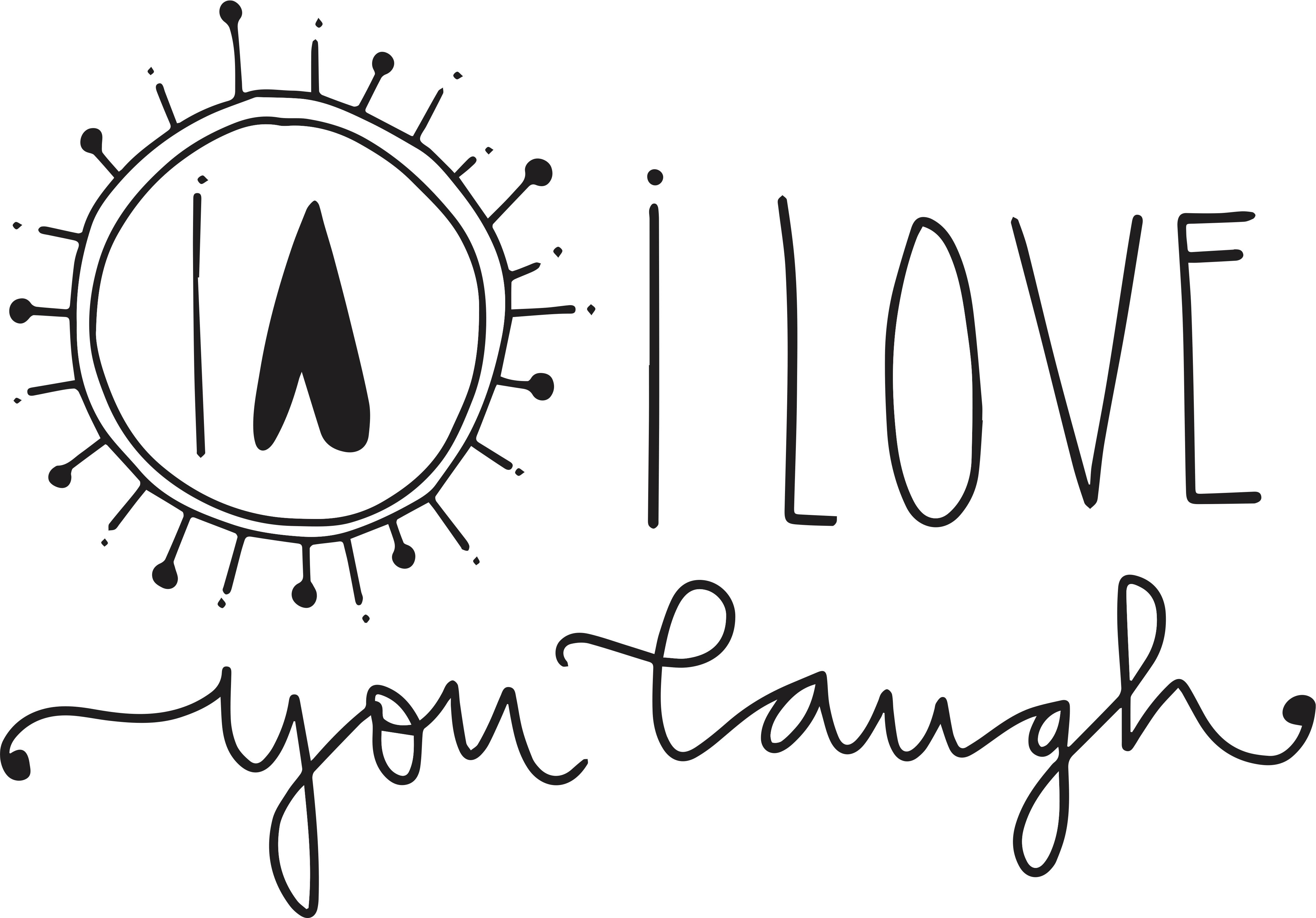 Iloveyoulaugh