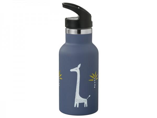 Fresk Trinkflasche/ Thermosflasche 350ml - Giraffe