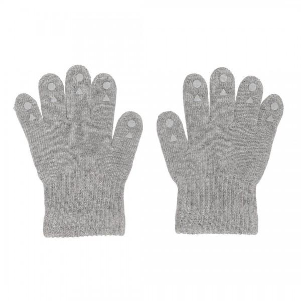 GoBabyGo Handschuhe - Grey Melange
