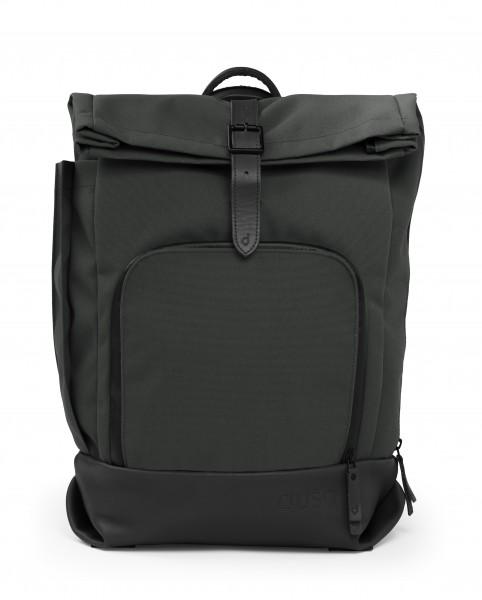 dusq Family Bag Canvas/ Leder - black
