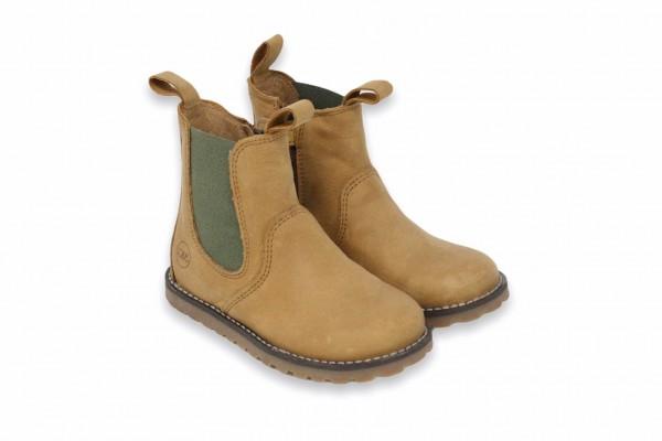 Lotta & Emil Chelsea Boot - Camel
