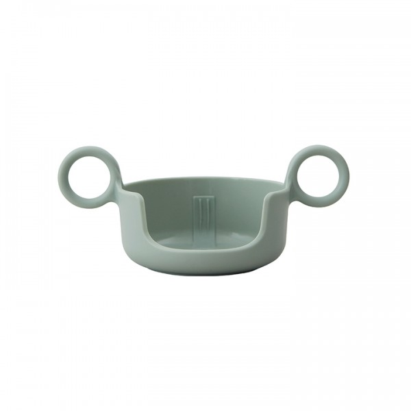 Design Letters Handle for Melamine Cup - Green