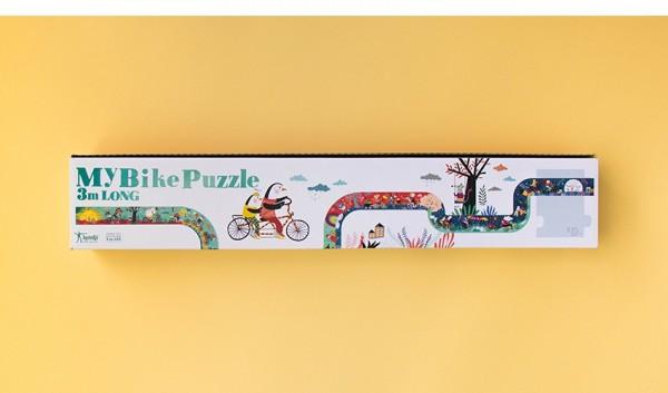 My Bike Puzzle