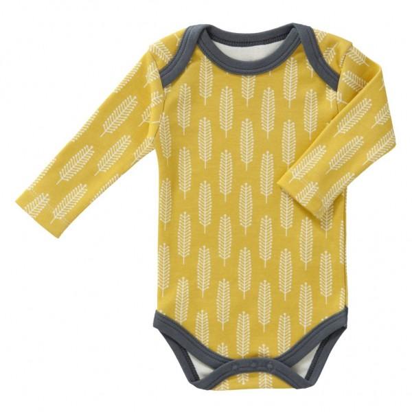 Body Langarm - Havre Vintage Yellow