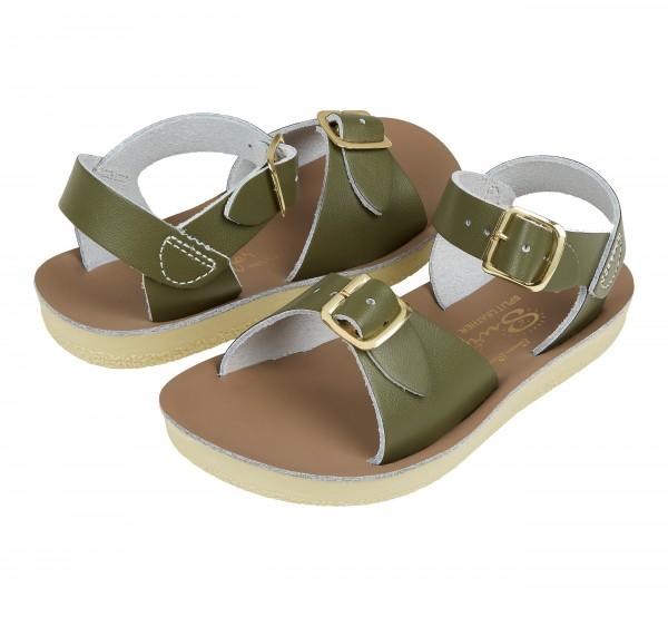Salt Water Sandals Surfer - Olive