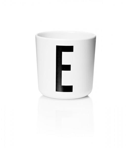 Design Letters Melamine Cup A-Z