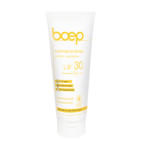 boep Sonnencreme 100ml - Sensitiv
