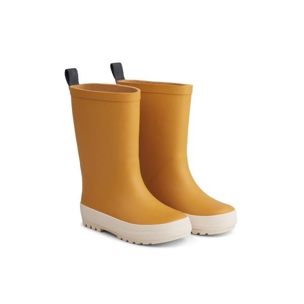 Liewood River Rain Boot - Yellow mellow