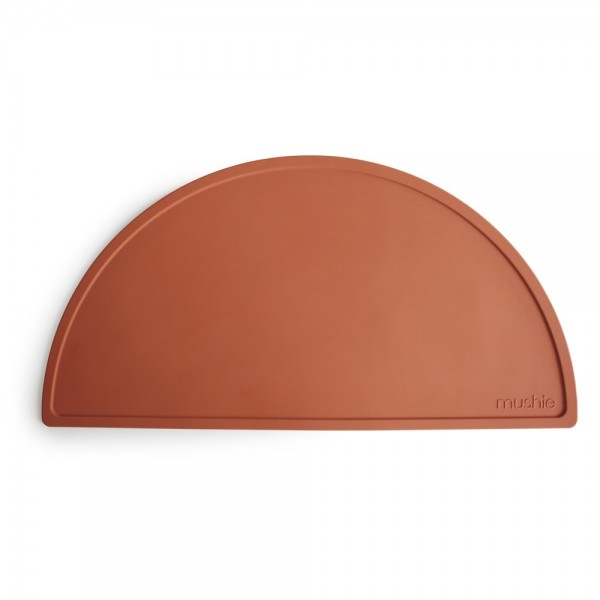 mushie Silikon Platzset - Clay