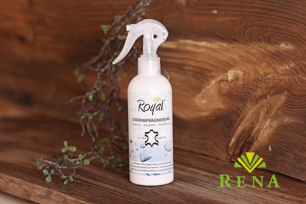 Lederimprägnierung Lederpflege Royal® 250ml