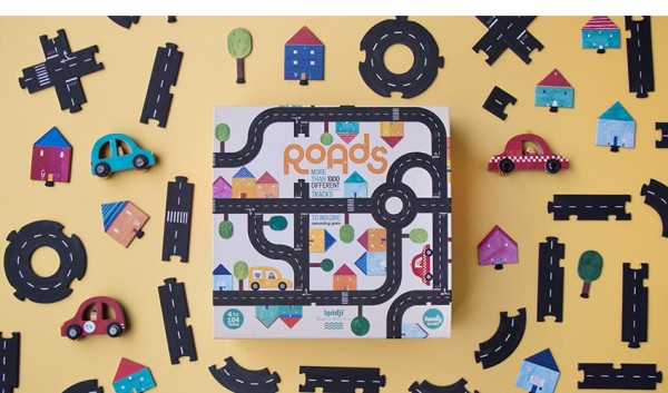 londji ROADS Puzzle