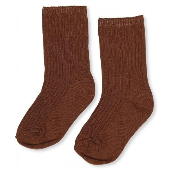 Konges Slojd Hisao Socks - Caramel