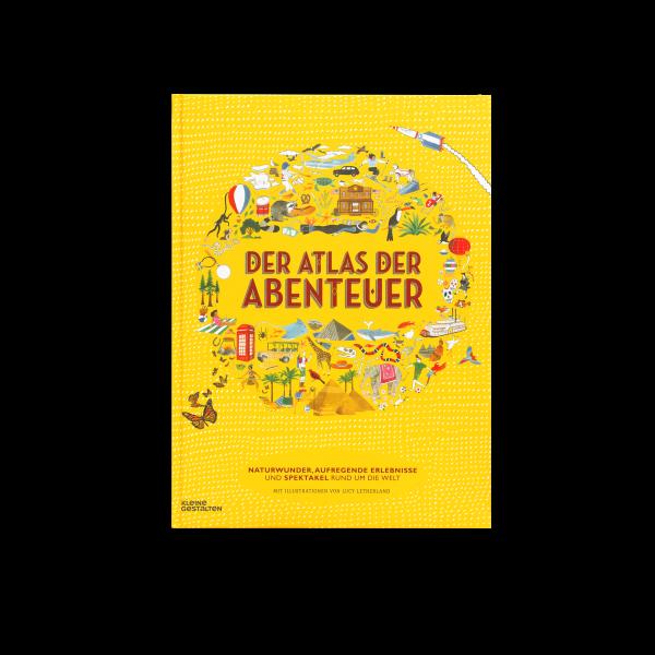 Der Atlas der Abenteuer