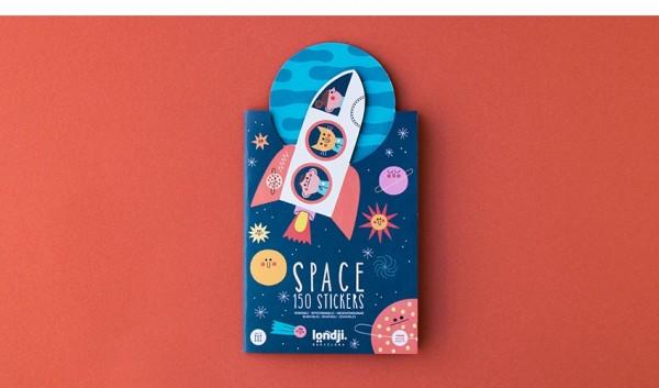 londji Space Sticker