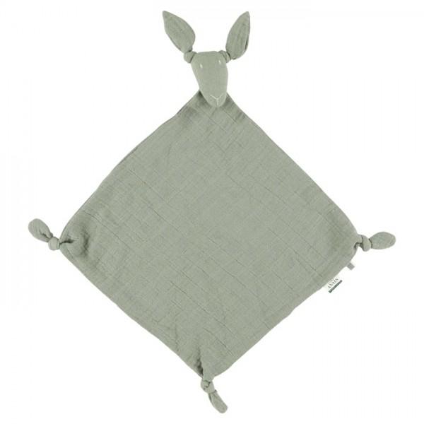 Les rêves d'Anais Kangaroo muslin cloth - Bliss olive