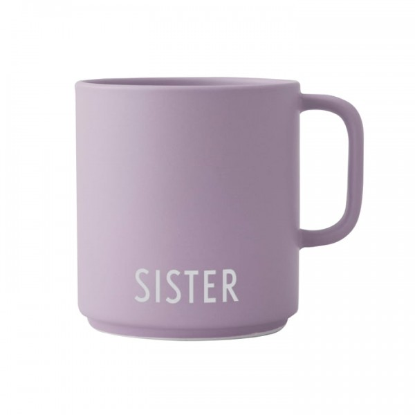 Design Letters Siblings Cup - SISTER